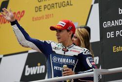 Podium: seconde place pour Jorge Lorenzo