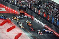 Problemen voor Sébastien Bourdais, Dale Coyne Racing