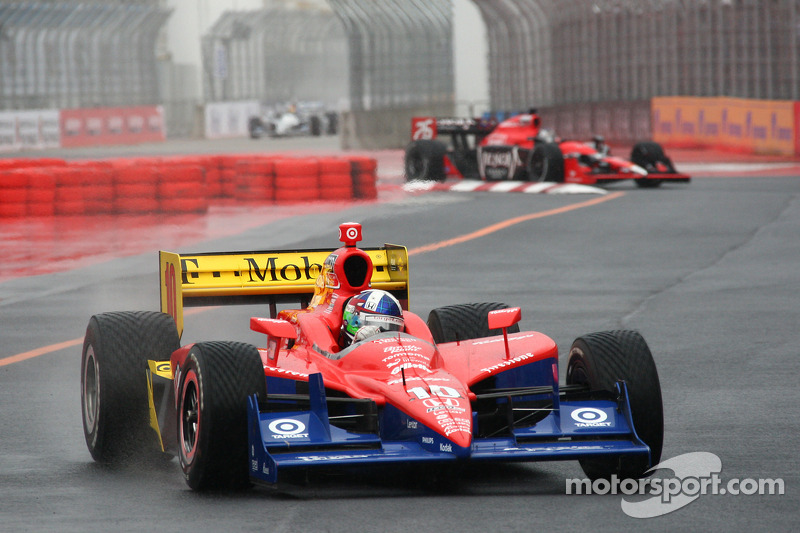 2011: Dario Franchitti, Chip Ganassi
