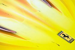 #27 Ferrari of Houston Ferrari 458 Challenge: Mark McKenzie car detail