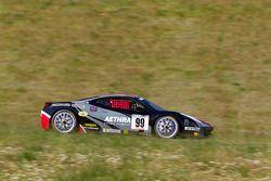 #99 Ferrari of Ft. Lauderdale Ferrari 458 Challenge: Rafael Sportelli