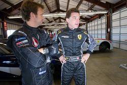 Justin Bell en Scott Tucker