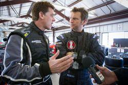 Scott Tucker en Justin Bell