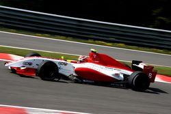 #8Fortec Motorsport: Cesar Ramos