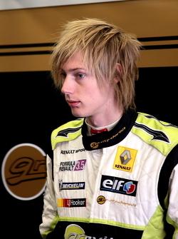 Ex piloto de pruebas de Red Bull y Toro Rosso, Brendon Hartley