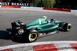 #19Mofaz Racing: Chris van der Drift