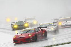 #41 NetMove Taisan Ferrari: Shinichi Yamaji, Hiroshi Koizumi, Shogo Mitsuyama