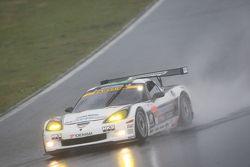 #360 Runnup Sports Corvette: Atsushi Tanaka, Kazuyoshi Okamura