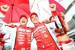Motul Autech GT-R : Satoshi Motoyama, Benoît Tréluyer