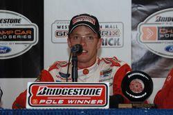 Press conference: pole winner Sébastien Bourdais