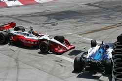 Start: race over for Paul Tracy and Oriol Servia