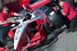 PVK Racing crew practices pit stops