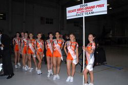 Miss Grand Prix of Long Beach contestants