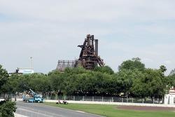 La vielle usine Fundidora
