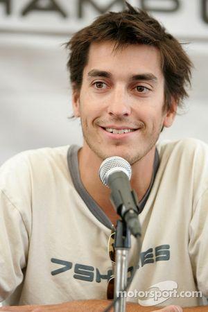 Conférence de presse : Antoine Bessette