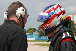 Graham Rahal se tient prêt à tester une Champ Car pour Newman Haas Racing
