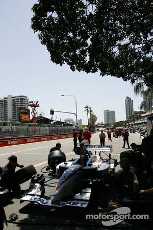 MI-Jack/Conquest Racing pitstop test