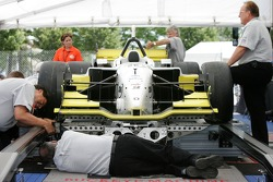 Champ Car officials at work