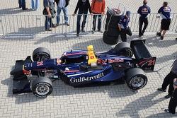 The car of Neel Jani