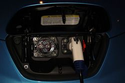 Nissan Leaf Charging Port