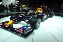 Vettel Red Bull Renault F1