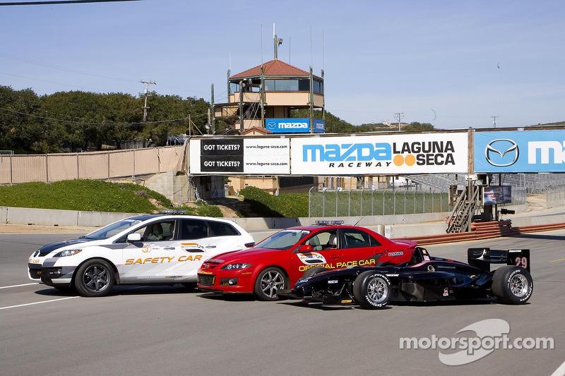 Présentation de la Mazda