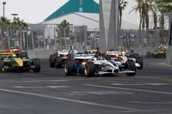 Paul Tracy leads the field