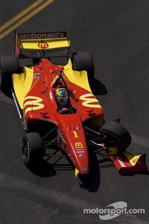 Sébastien Bourdais out the race