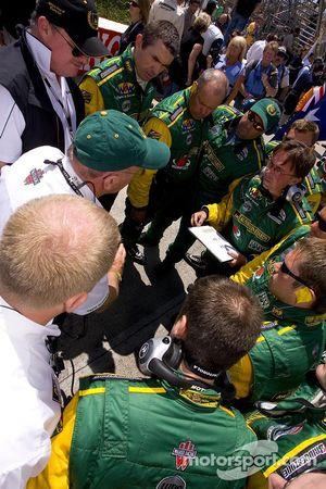 Equipe Team Australia se rassemble