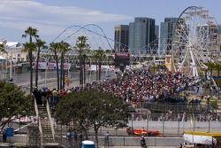 Atmosphère de la course Champ Car
