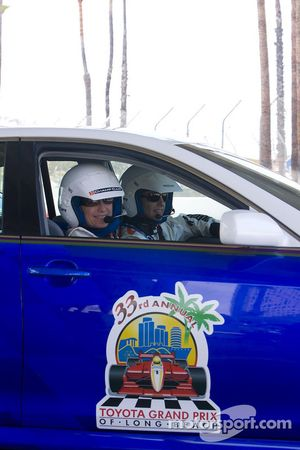 Pilotes de la voiture de rythme