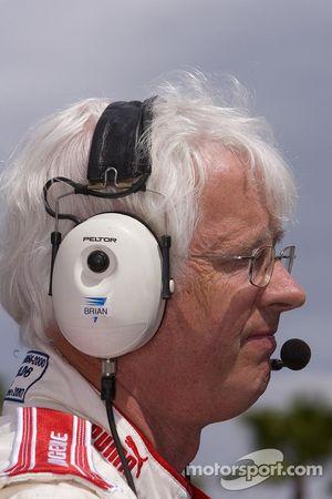 Brian Lisles, Team Manager, Newman Haas Lanigan Racing