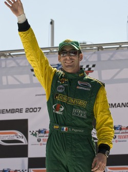 Presentación de pilotos: Simon Pagenaud