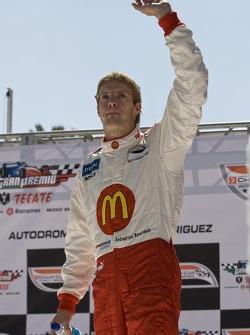 Presentación de pilotos: Sébastien Bourdais