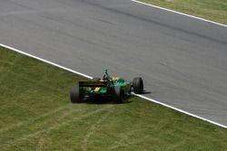 Simon Pagenaud off track