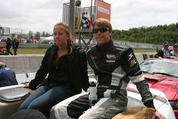 Drivers parade: Jan Heylen
