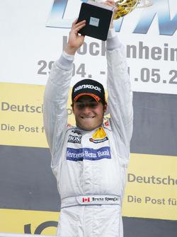 Race winner Bruno Spengler, Team HWA AMG Mercedes