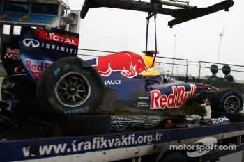 Just a headache says Sebastian Vettel