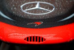 McLaren Mercedes, MP4-26, nose