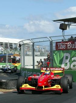 Sébastien Bourdais (Newman/Haas/Lanigan Racing)