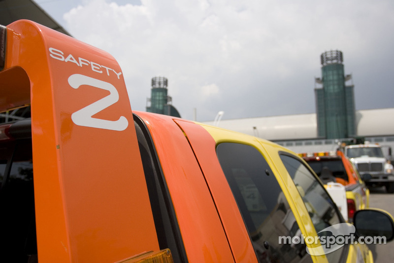 Champ Car safety truck #2