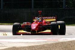 Sébastien Bourdais FRA Newman Haas Lanigan Racing
