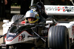 Minardi F1X2, kétüléses showcar