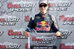 Kasey Kahne (Red Bull Racing Team Toyota) en pole position