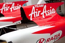 Кузов Air Asia