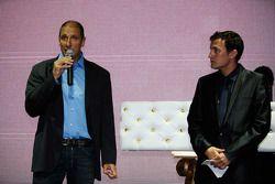 GP2 launch party, Billionaire Istanbul: Bruno Michel, GP2 Series Organiser