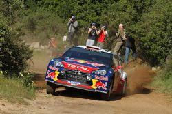 Себастьен Лёб и Даниэль Элена, Citroën DS3 WRC, Citroën Total World Rally Team