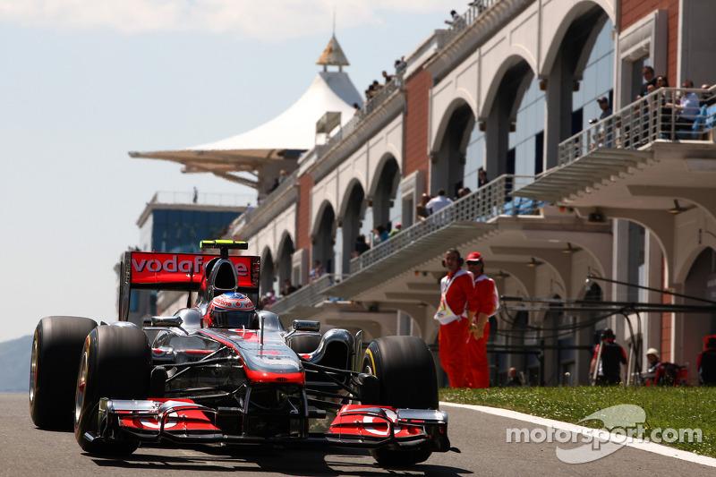 マクラーレンMP4-26・メルセデス(ジェンソン・バトン/2011年トルコGP)