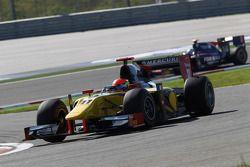 Romain Grosjean devance Sam Bird