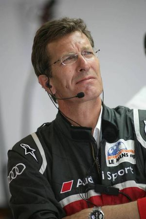 Ralf Juttner Technical Director Audi Joest Racing